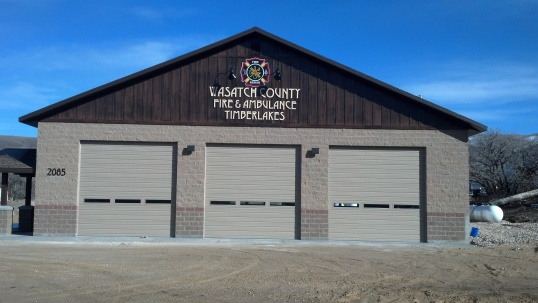 TIMBERLAKES FIRE STATION