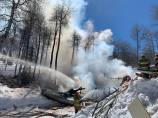 Timberlakes fire March 2019